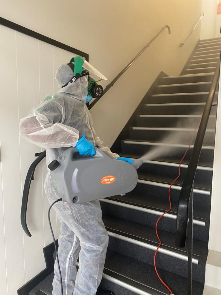 Professional Covid Deep Cleaning Services Sydney