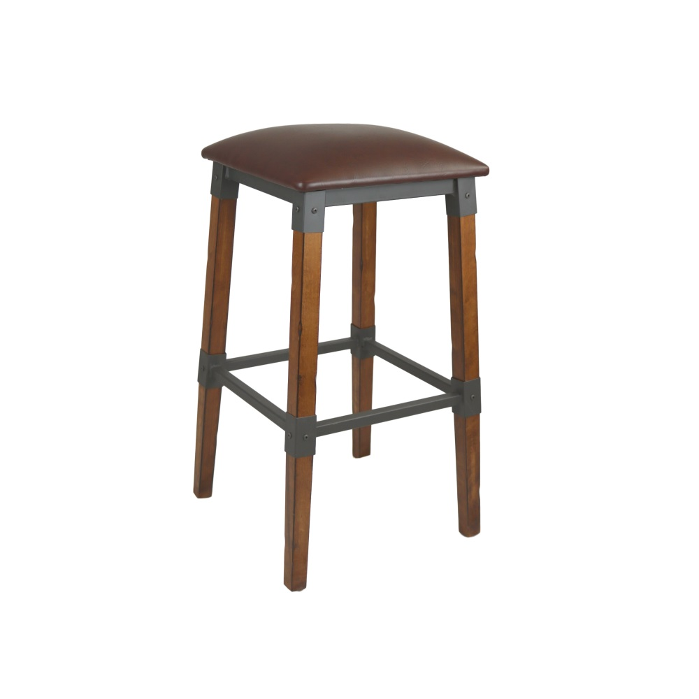 Genoa stool without back+seat pad