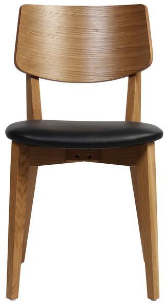 Phoenix chair/vinyl seat