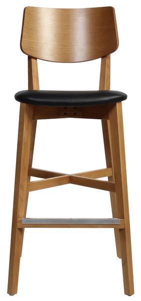 Phoenix stool/vinyl seat