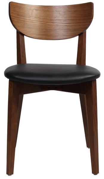 Rialto chair/vinyl seat