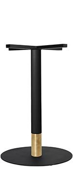 TIVOLI 540 BASE BLACK BRASS COLLAR