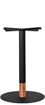 TIVOLI 540 BLACK COPPER COLLAR