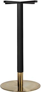 TIVOLI 450X1050 BLACK BRASS BASE