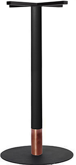TIVOLI 450X1050 BLACK COPPER COLLAR