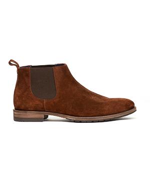 Logan Terrace Boot/Cognac