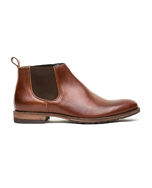 Logan Terrace Boot/Rye Whiskey