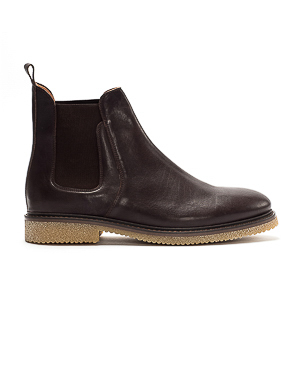 Cascade Street Boot/Dark Chocolate
