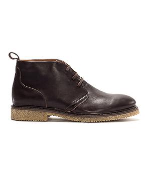 Spring Street Boot/Dark Chocolate