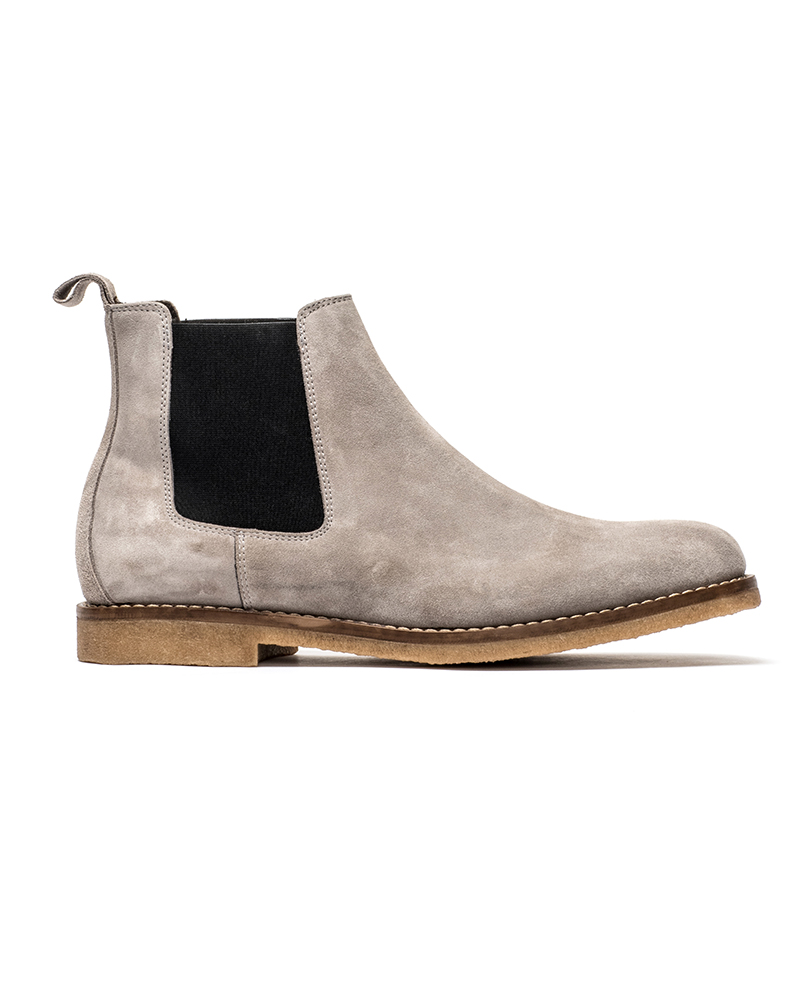 Gertrude Valley Boot /Stone
