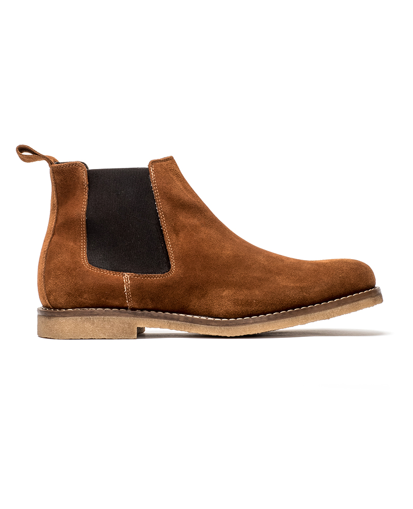 Gertrude Valley Boot /Tan