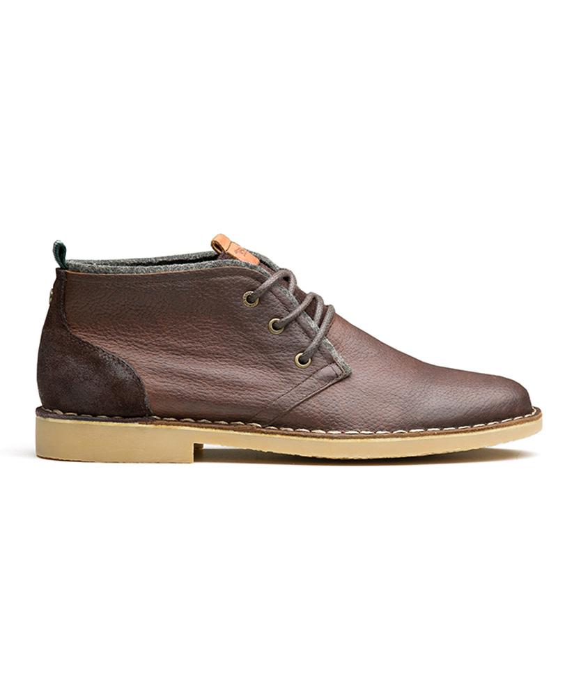 Mercer Boot/Chocolate