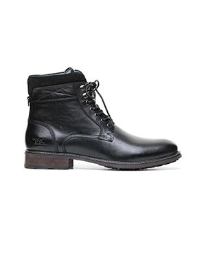 Trentham Military Boot/Nero