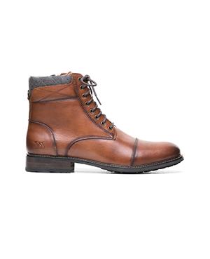 David Field Military Boot/Tan