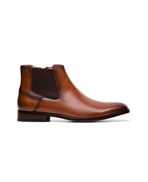 Nicholls Street Boot/Cognac