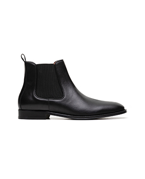 Saddleview Place Boot/Nero
