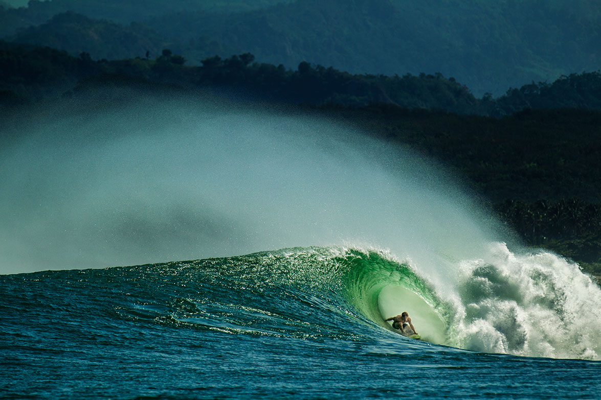 Sian Sessions, A New Alluring Indonesian Surf Odyssey Starring Harrison Roach