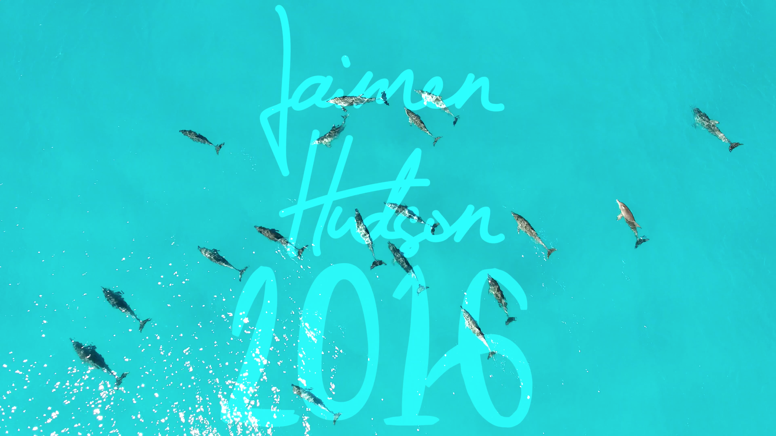 New Amazing Drone Footage From Jaimen Hudson