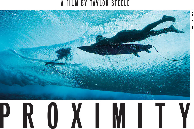 Proximity - A film by Taylor Steele