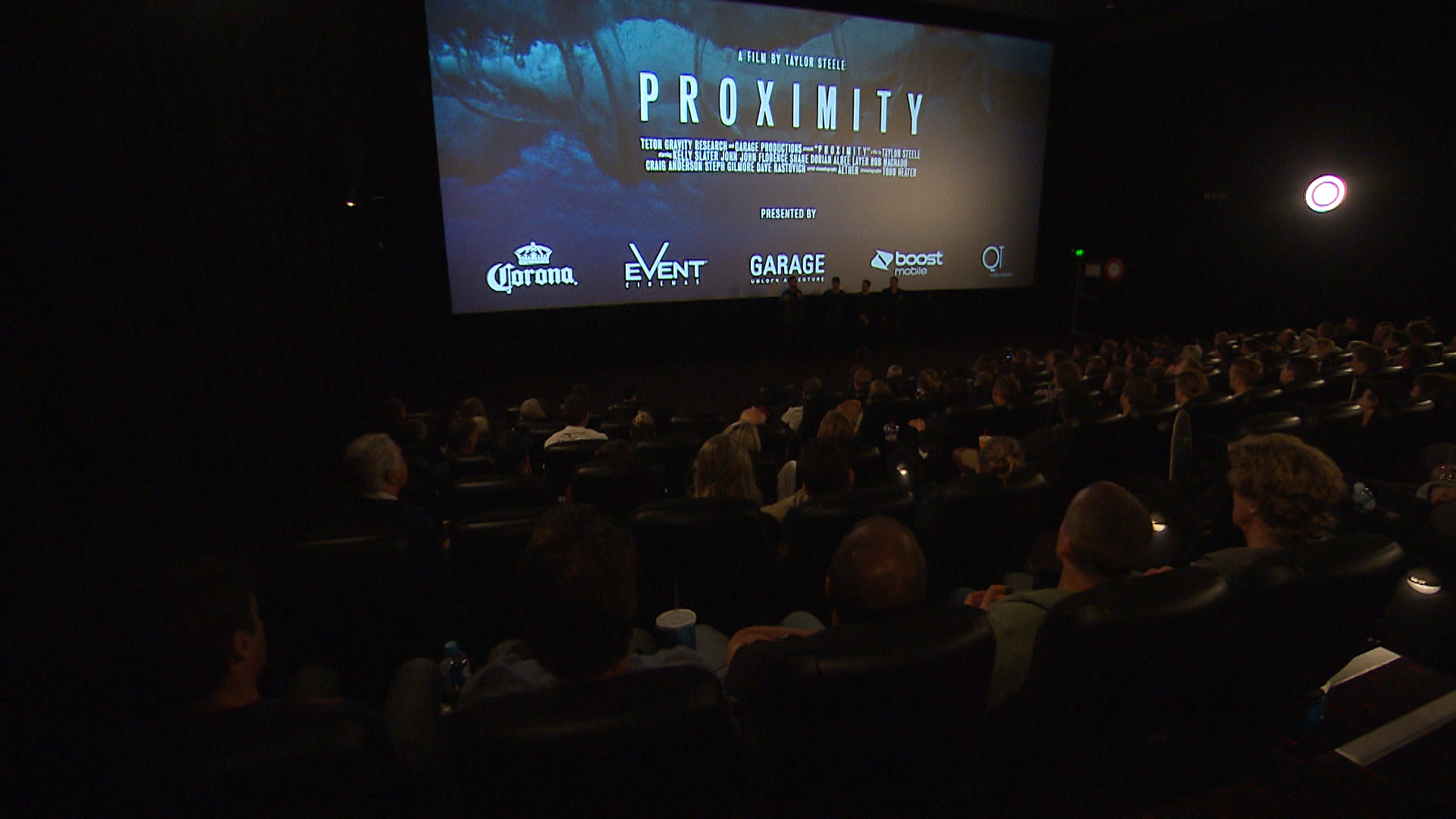 Watch : PROXIMITY Gold Coast Premiere Q+A with Taylor Steele, Kelly Slater