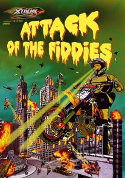 ATTACK OF THE FIDDIES