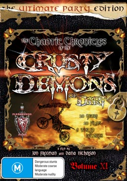 CRUSTY DEMONS VOL.11 CRUSTY CHRONICLES