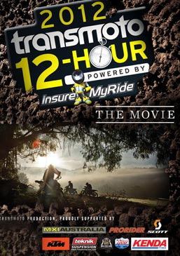 Transmoto 12 Hour The Movie (2012)