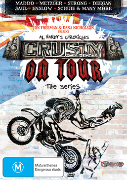 Crusty Demons On Tour Ep 1