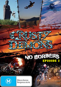 Crusty Demons No Borders Ep 2