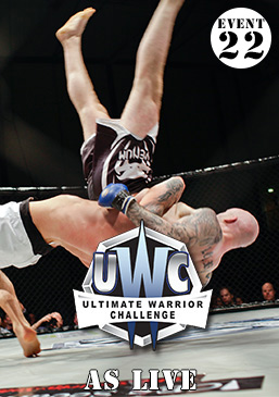 Ultimate Warrior Challenge - Event 22. As Live