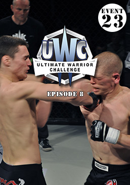 Ultimate Warrior Challenge - Event 23. ep 4