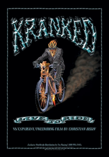 KRANKED 1 - Live to Ride