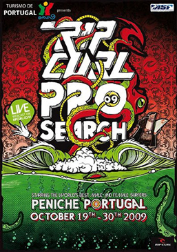 Rip Curl Pro Search - Portugal