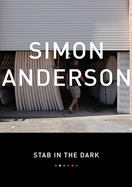 Stab in the dark: Simon Anderson