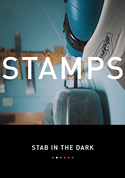 Stab in the dark: Stamps