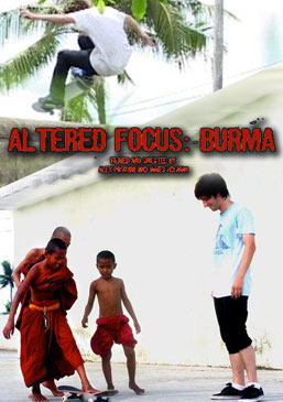 Altered Focus : Burma