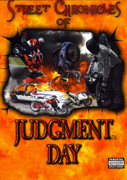 STREET CHRONICLES OF JUDGMENT DAY
