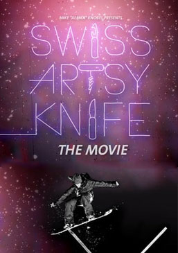 Swiss Artsy Knife