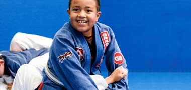 Gracie Barra Kids Program