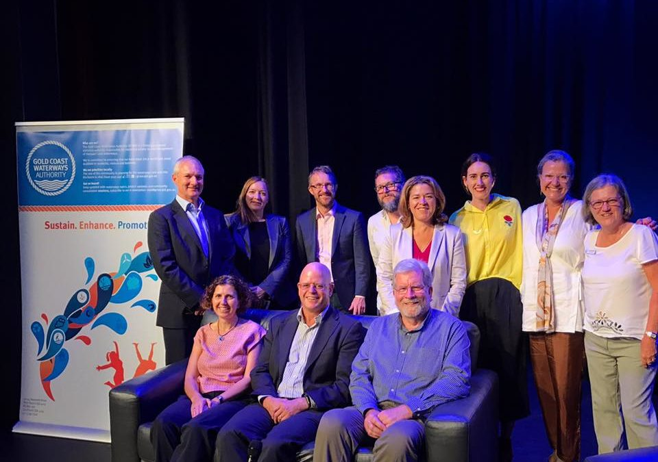GCWA hosts the city's first ever Resilience Symposium: Gold Coast Waterways 2017 and Beyond