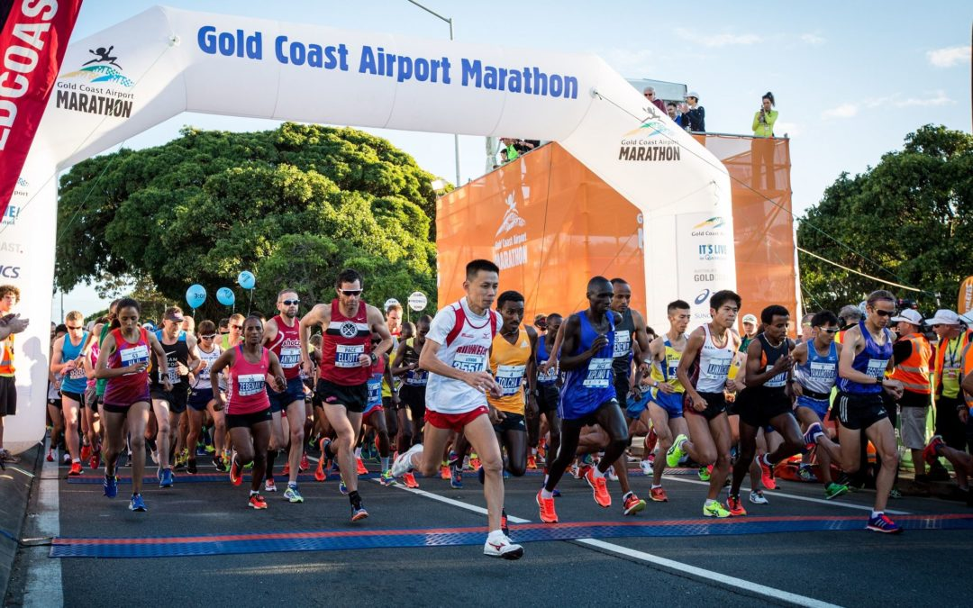 2017 Gold Coast Airport Marathon