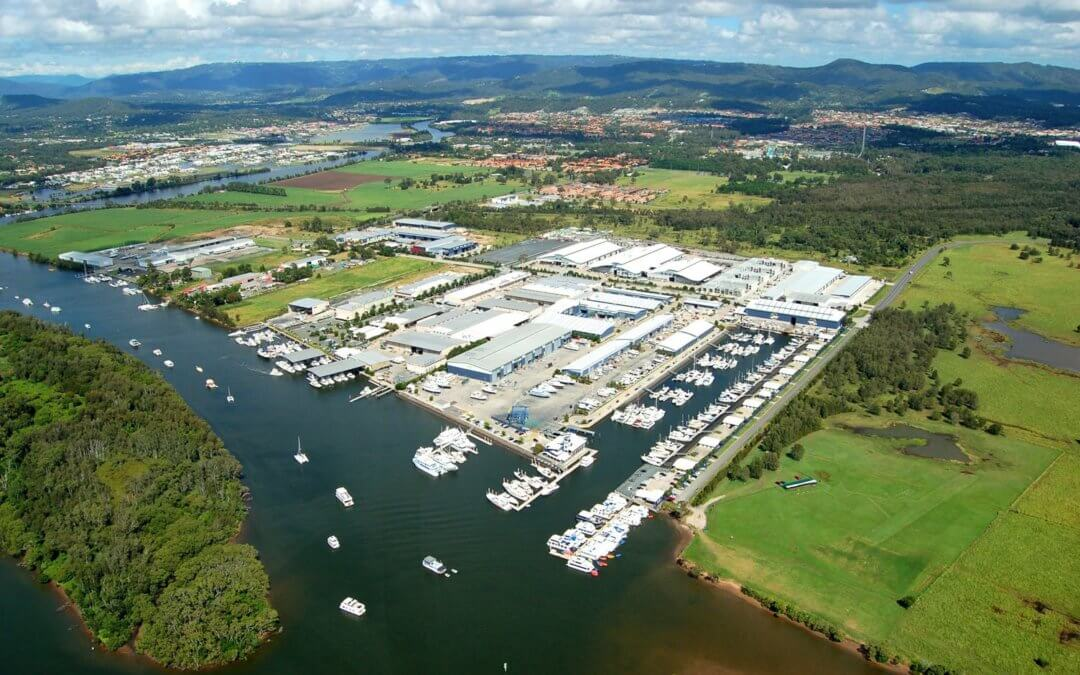 Contract awarded for Coomera dredge facility