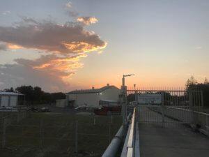 SBS Sunset