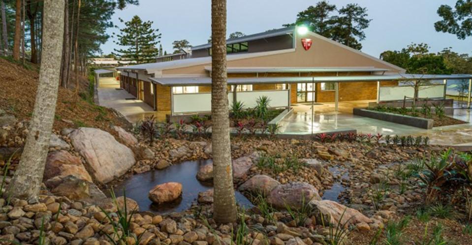 What's happening at John Paul College, Queensland