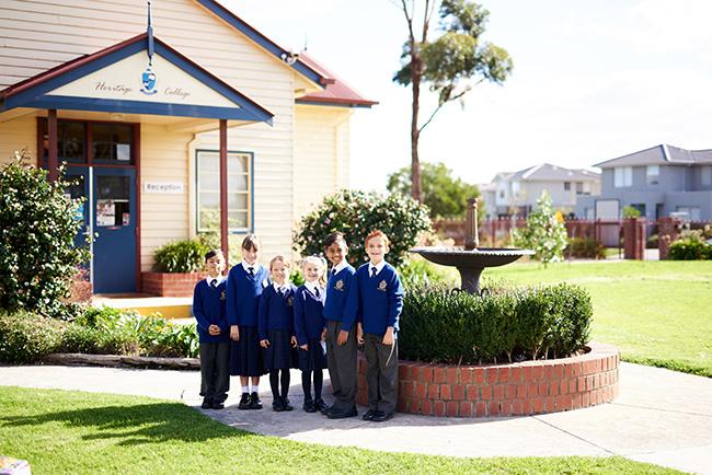 Heritage College | Good Schools Guide