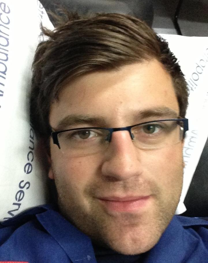 Chris — Bachelor of Emergency Health (Paramedic)