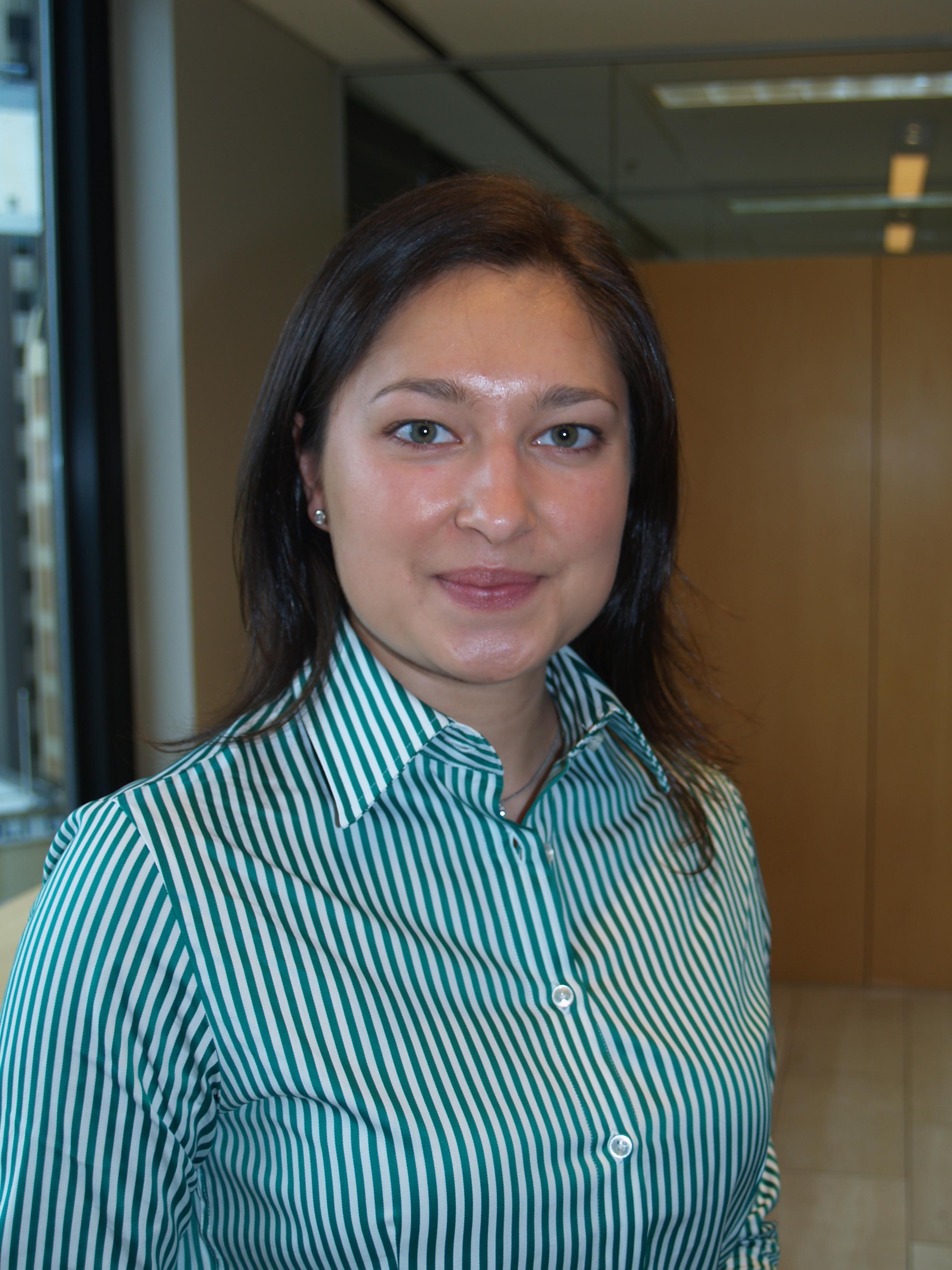 Sandra — Bachelor of Science (Psychology / Psychophysiology)