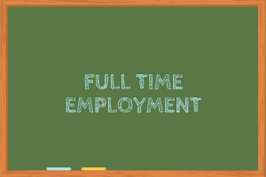 Ratings explained: Full Time Employment