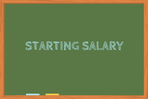 Ratings explained: Starting Salary