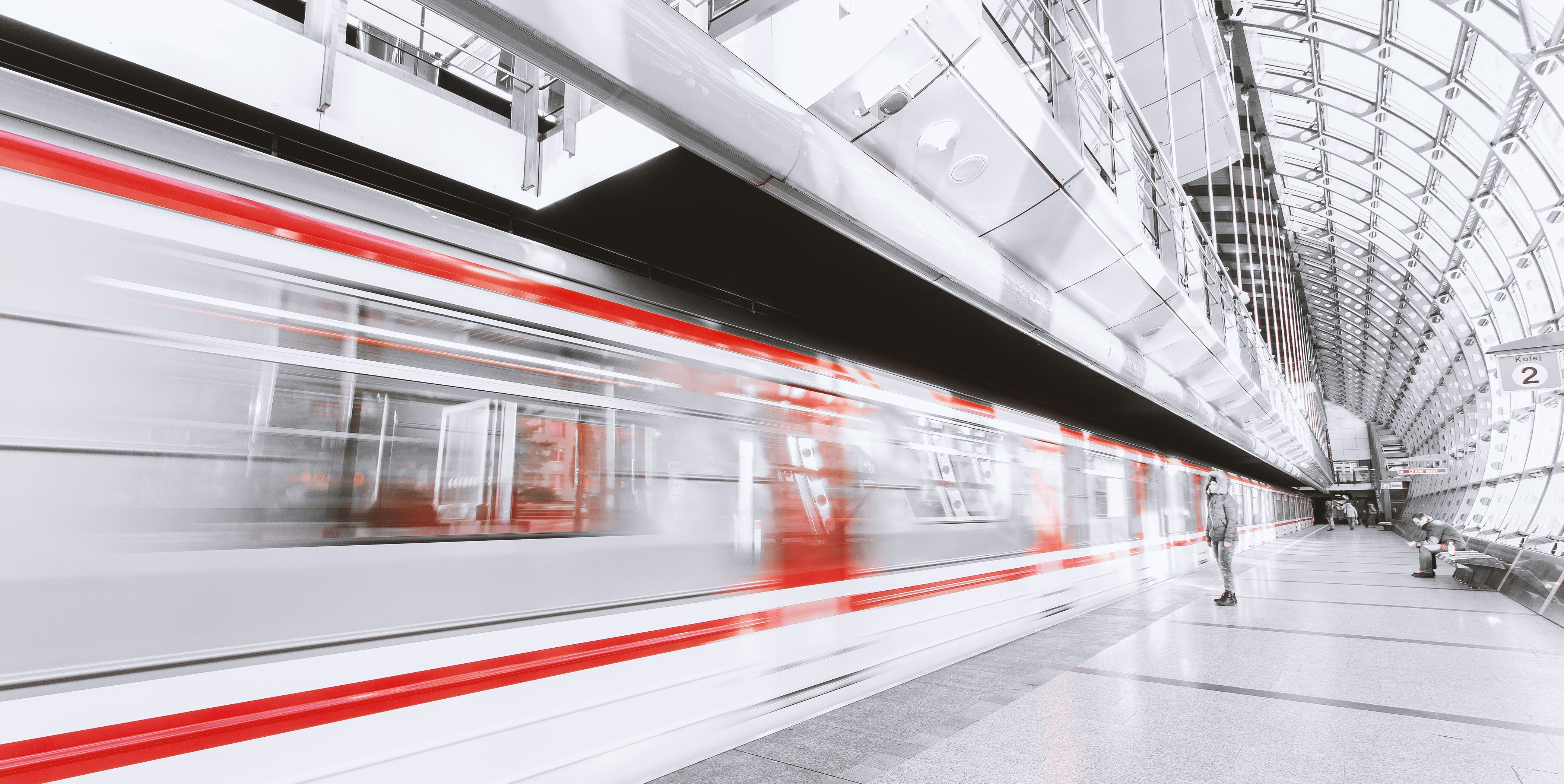 Get your career on track; jobs in the rail industry